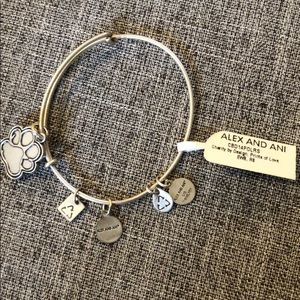 Alex and Ani Prints of love bracelet